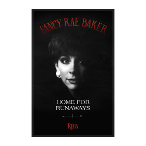 "Home For Runaways 11"" x 17"" Lithograph"