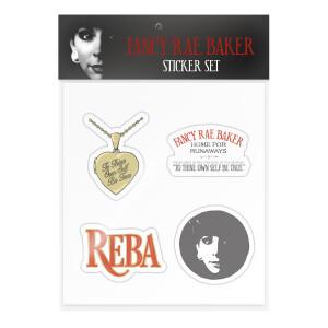 Fancy Rae Baker Sticker Set