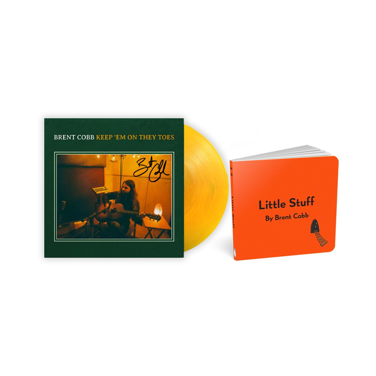 Little Stuff + Keep 'Em On They Toes Vinyl Bundle