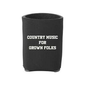 Country Music Koozie