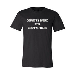 Grown Folks Unisex T-shirt