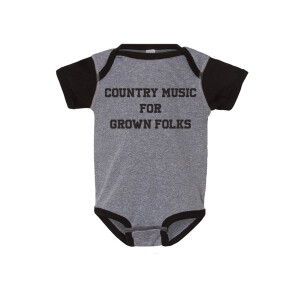 Grown Folks Baby Onesie