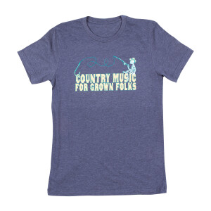 Country Music for Grown Folks Tour T-Shirt