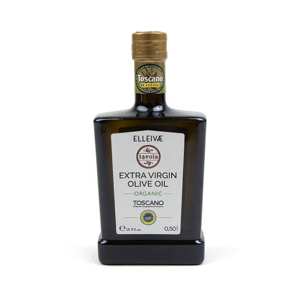 tavola blend organic italian olive oil by Elleivae