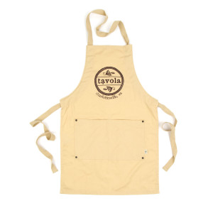 Econcious Cotton/Poly Apron OYSTER