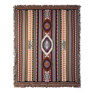 Desert Daze Woven Throw Blanket