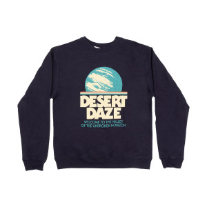 Unbroken Horizon Crewneck Unisex Sweatshirt
