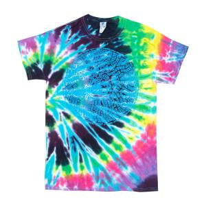 2019 Linup Swirl Tie Dye (rainbow)