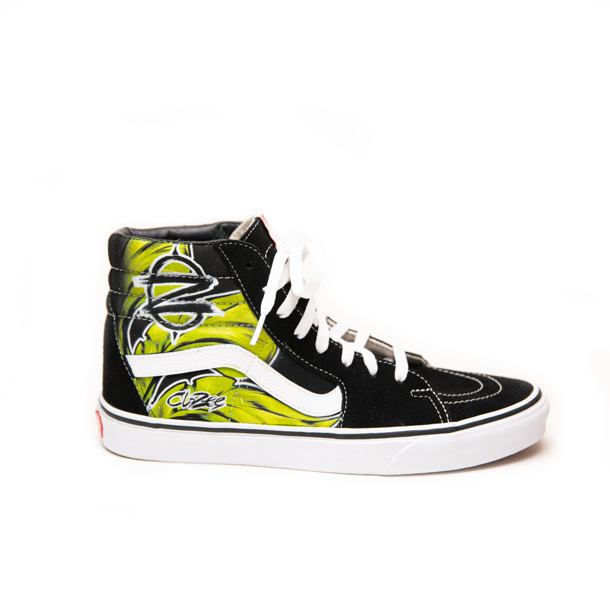 Neon Jungle Limited Edition Sk8-Hi Vans
