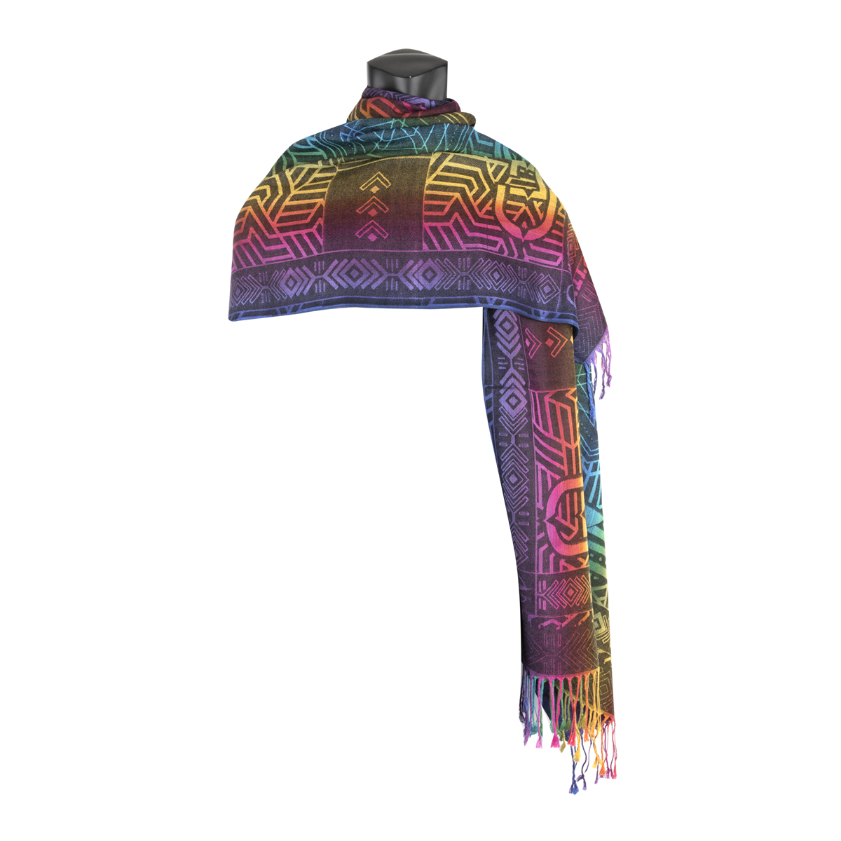 Long Live the Pashmina (Rainbow)