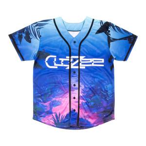 Neon Jungle Baseball Jersey