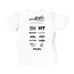 Heartbreak Odyssey White T-Shirt