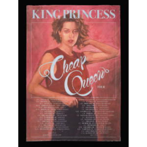 King Princess 2019 Tour Poster