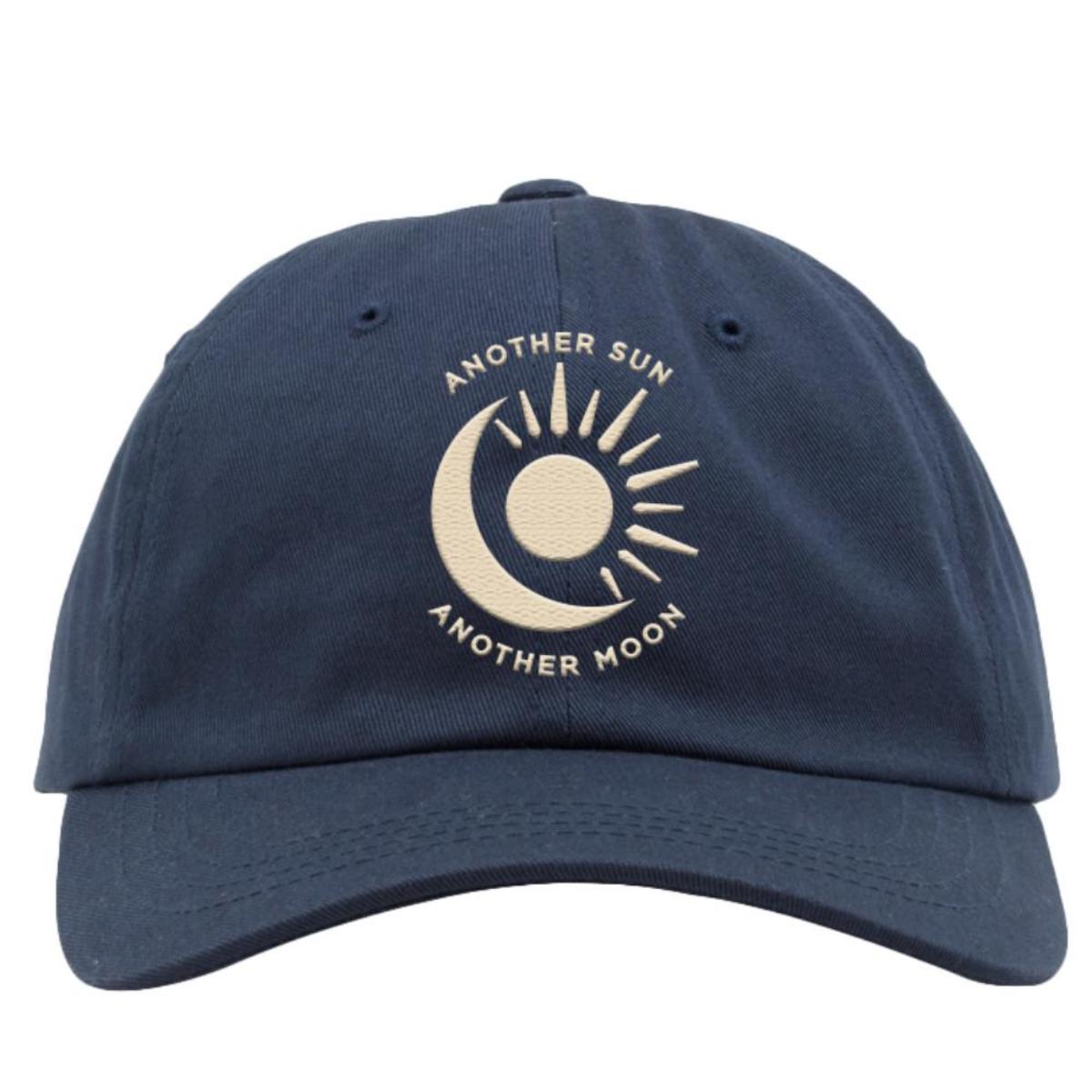 Navy Dad Hat