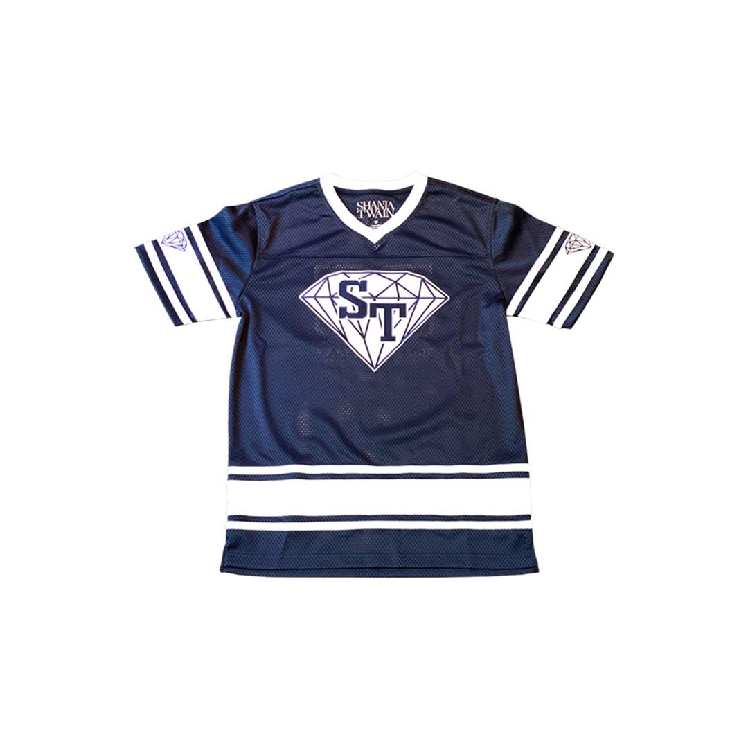 Shania Twain Hockey Jersey