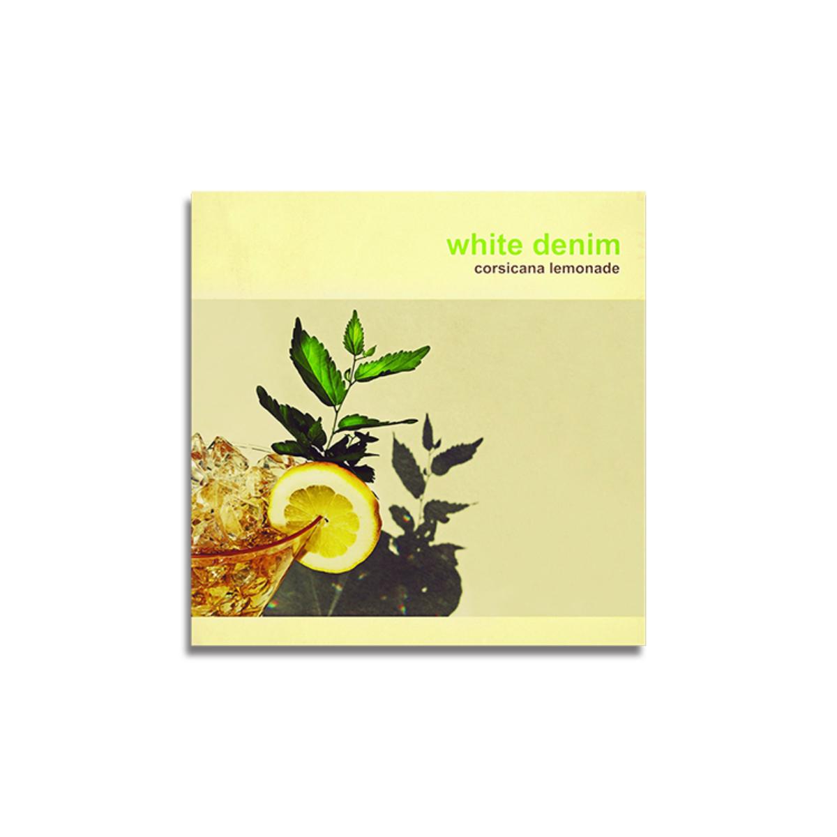 Corsicana Lemonade CD