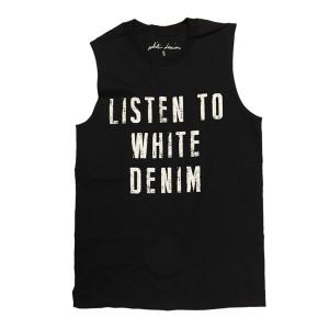 Listen To White Denim Tank
