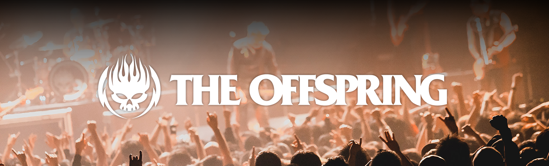 The Offspring banner