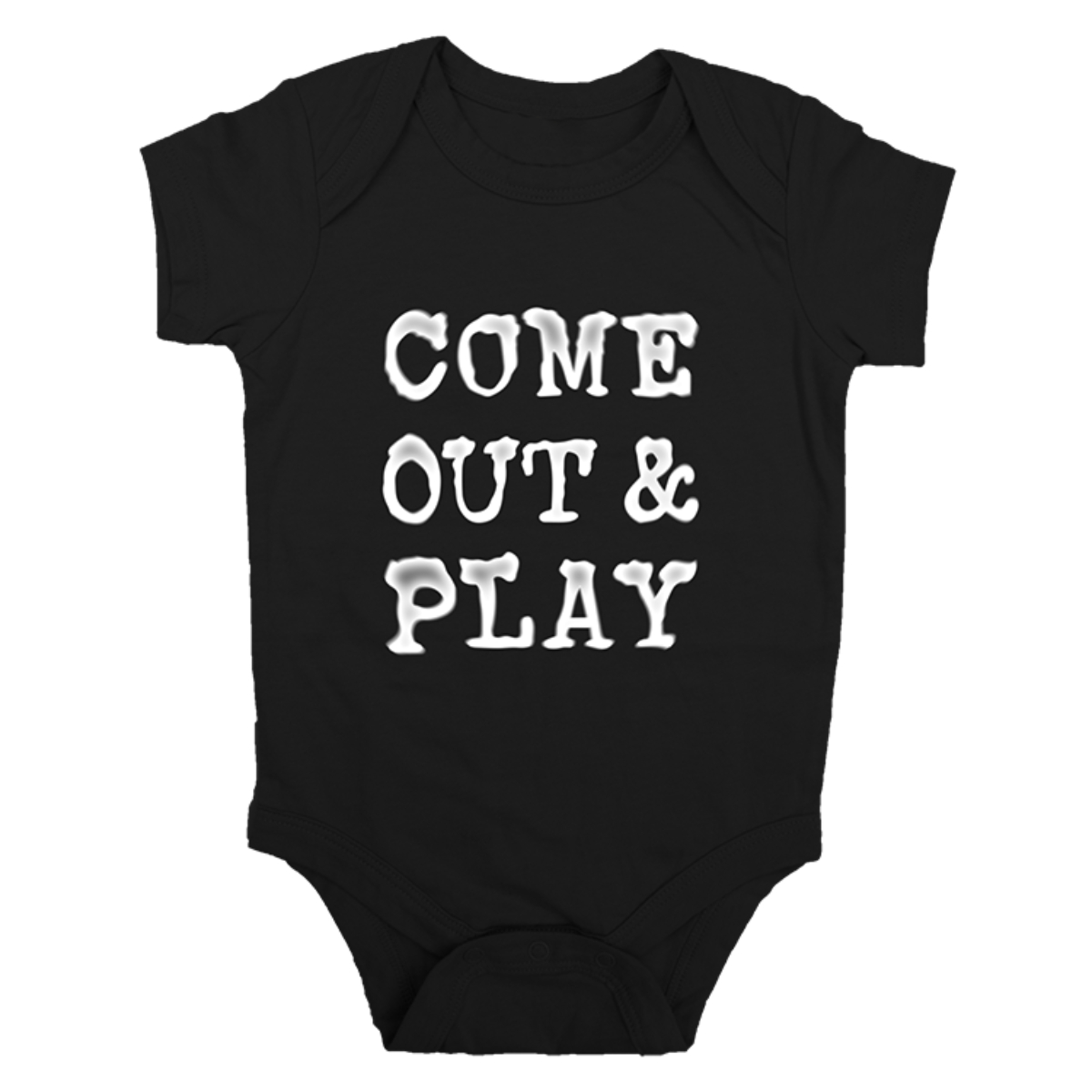 Come Out & Play Onesie