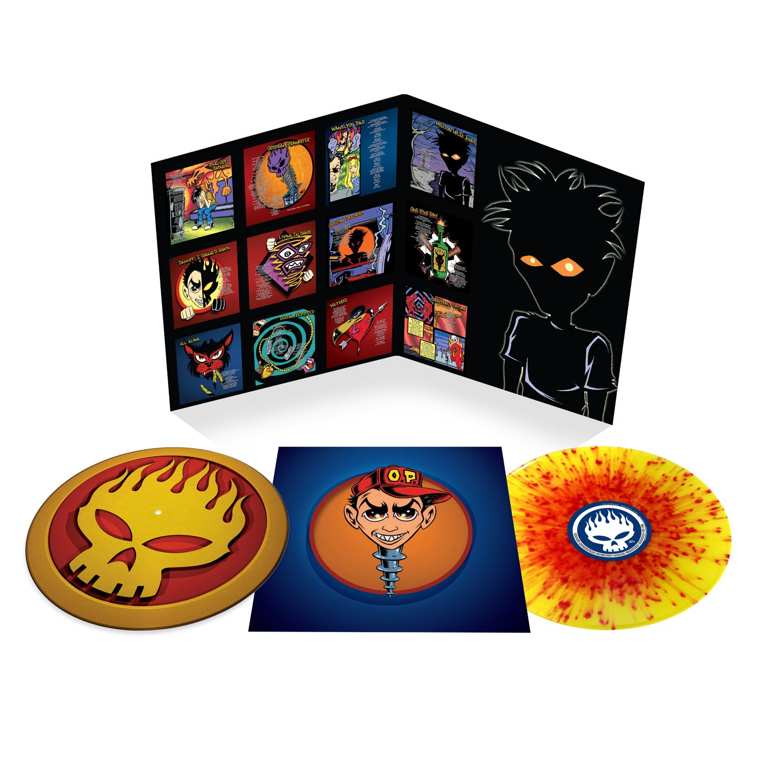 The Offspring - Conspiracy of One (Re-issue) Deluxe Vinyl + Slipmat