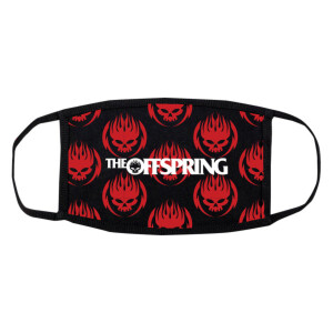 The Offspring Skull Face Mask