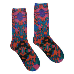 St. Lucia Sublimated Socks