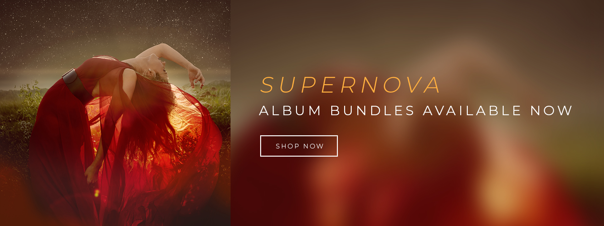 Caitlyn Smith | Supernova | Album Bundles | Shop Now