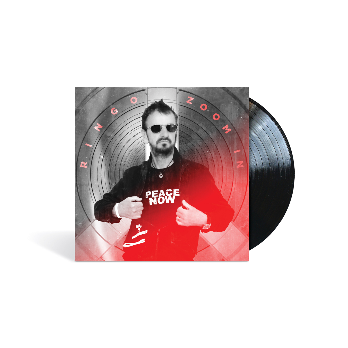 Ringo Starr - Zoom In Black LP