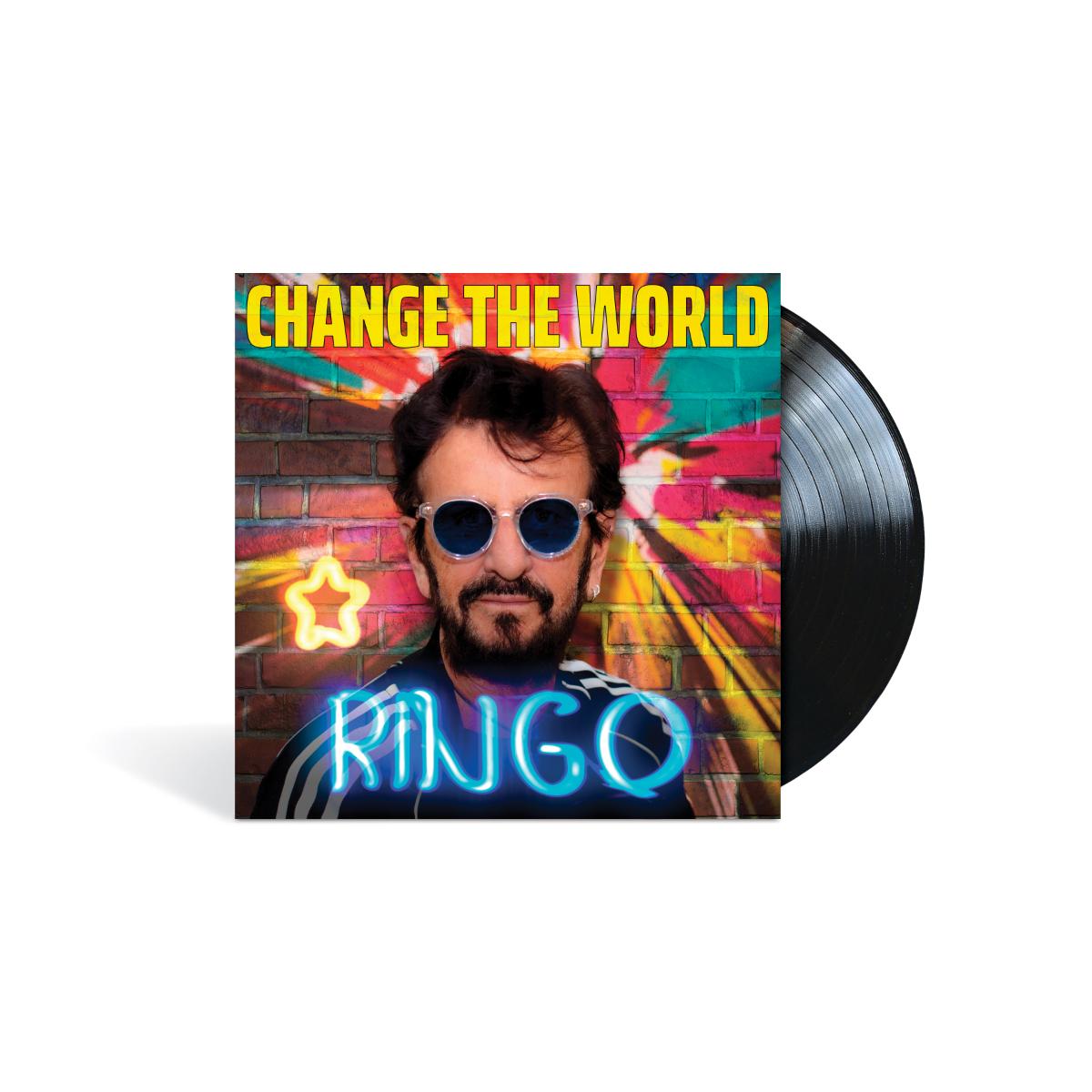 Ringo Starr - Change The World EP LP