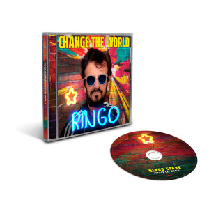 Ringo Starr - Change The World EP CD