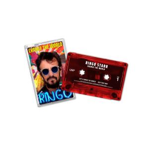 Ringo Starr - Change The World EP Cassette