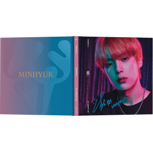 All About Luv - Minhyuk Album Art