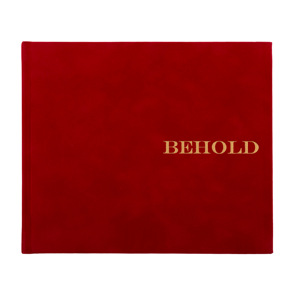 Behold Book
