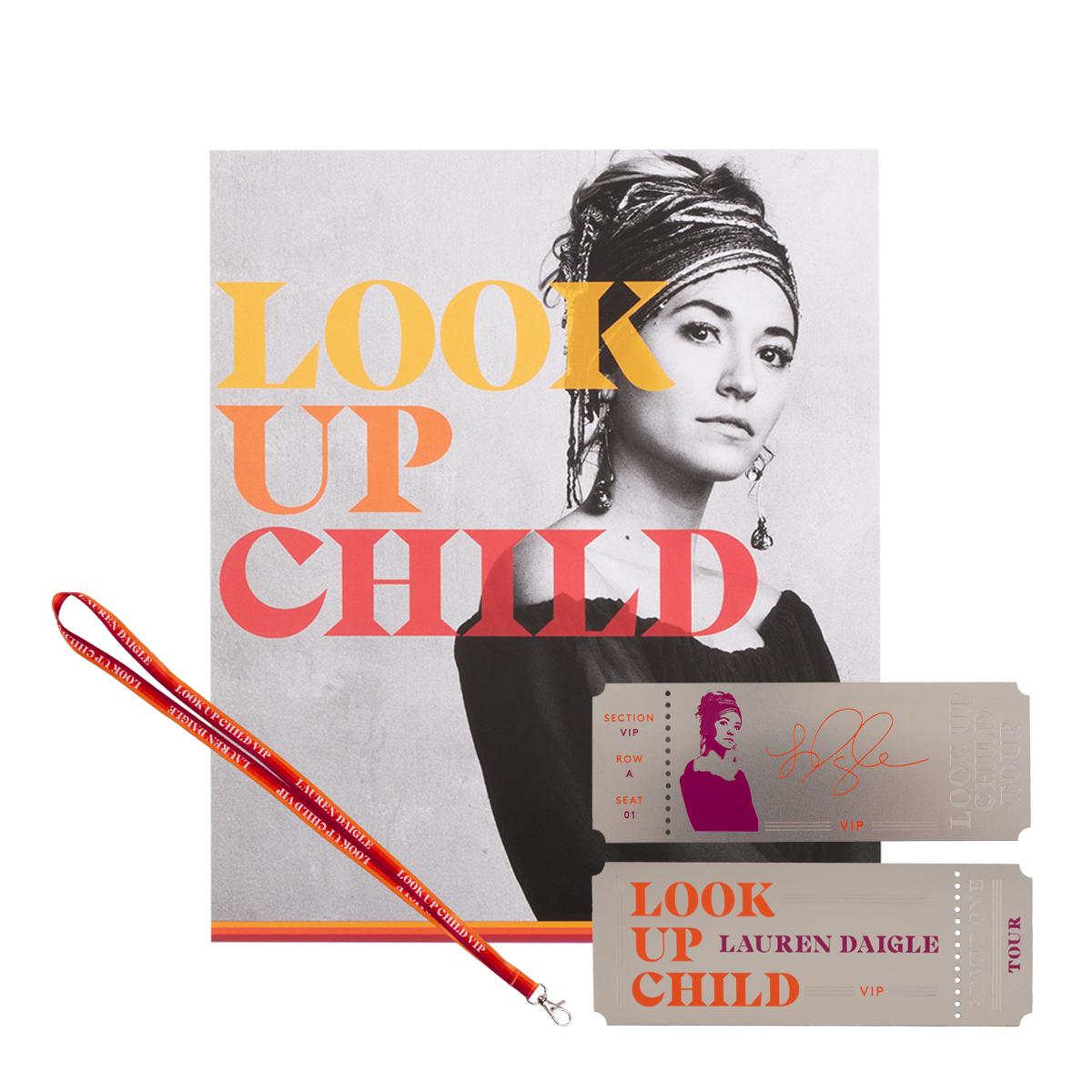 Look Up Child VIP Bundle