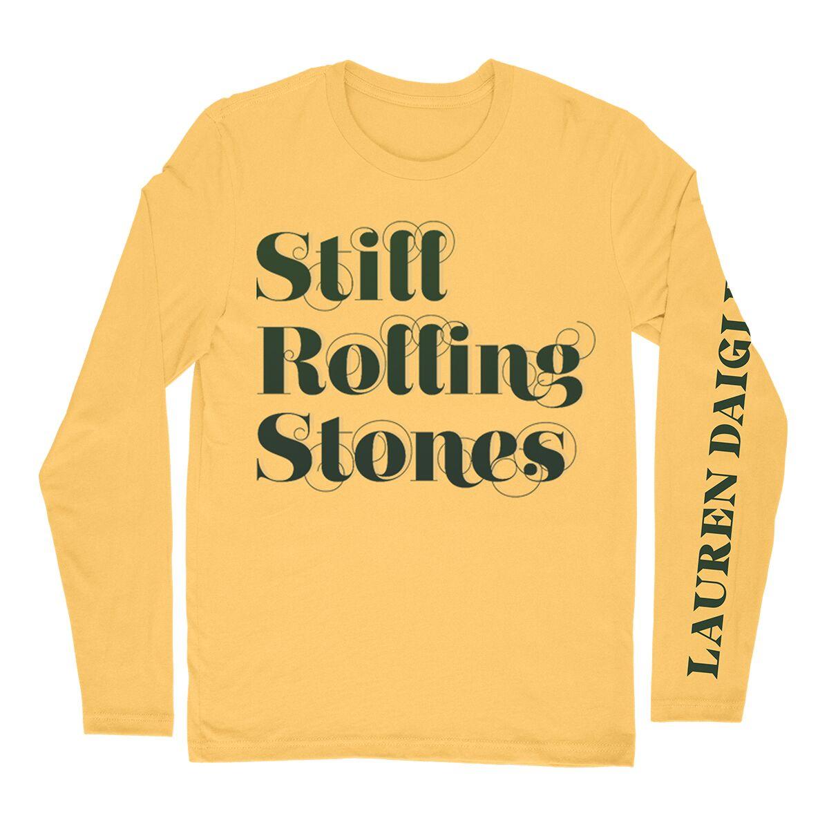 Still Rolling Stones Longsleeve T-shirt