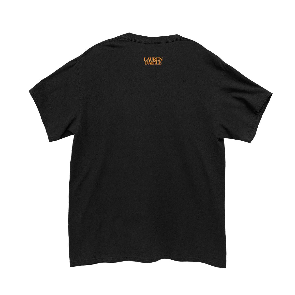 Ain't Going Anywhere Black T-shirt