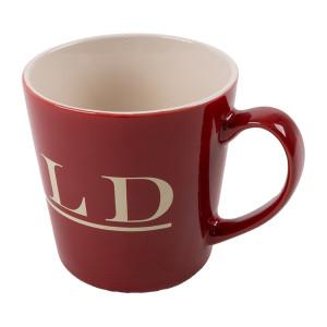 Maroon Behold Mug