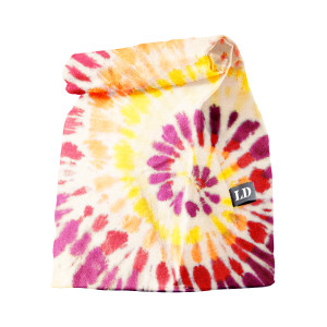 Tie Dye Lunch Sack