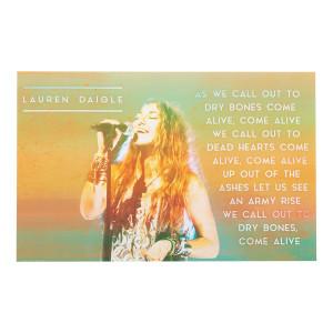 Come Alive Poster