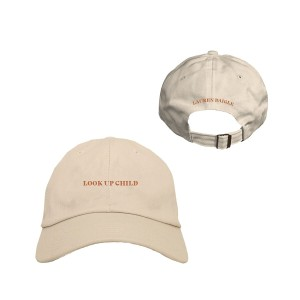 Look Up Child Dad Hat
