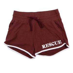 Maroon Rescue Shorts