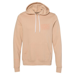 Hold On To Me Retro Sand Hoodie