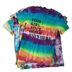 Ain't Going Anywhere Tie-Dye Bundle