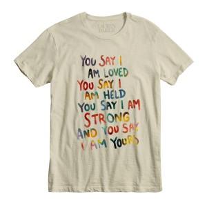 You Say White T-Shirt
