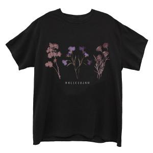 Flowers Hallelujah Unisex T-shirt