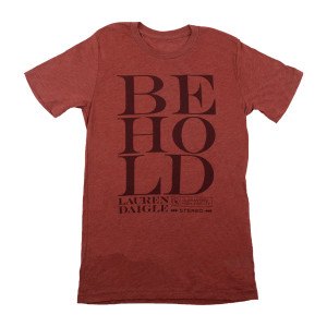 Red Behold T-shirt