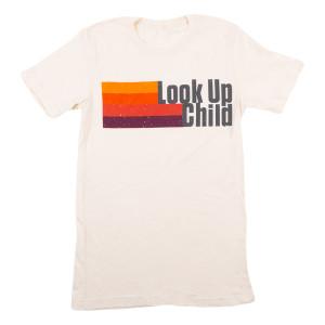 Cream LUC Striped T-shirt