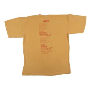Rolling Stones Lyric T-shirt