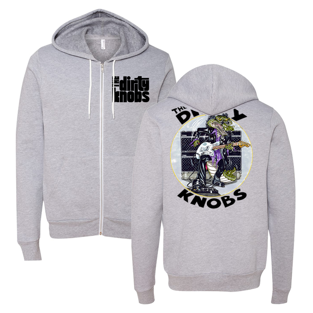 The Dirty Knobs Unisex Soft Hoodie