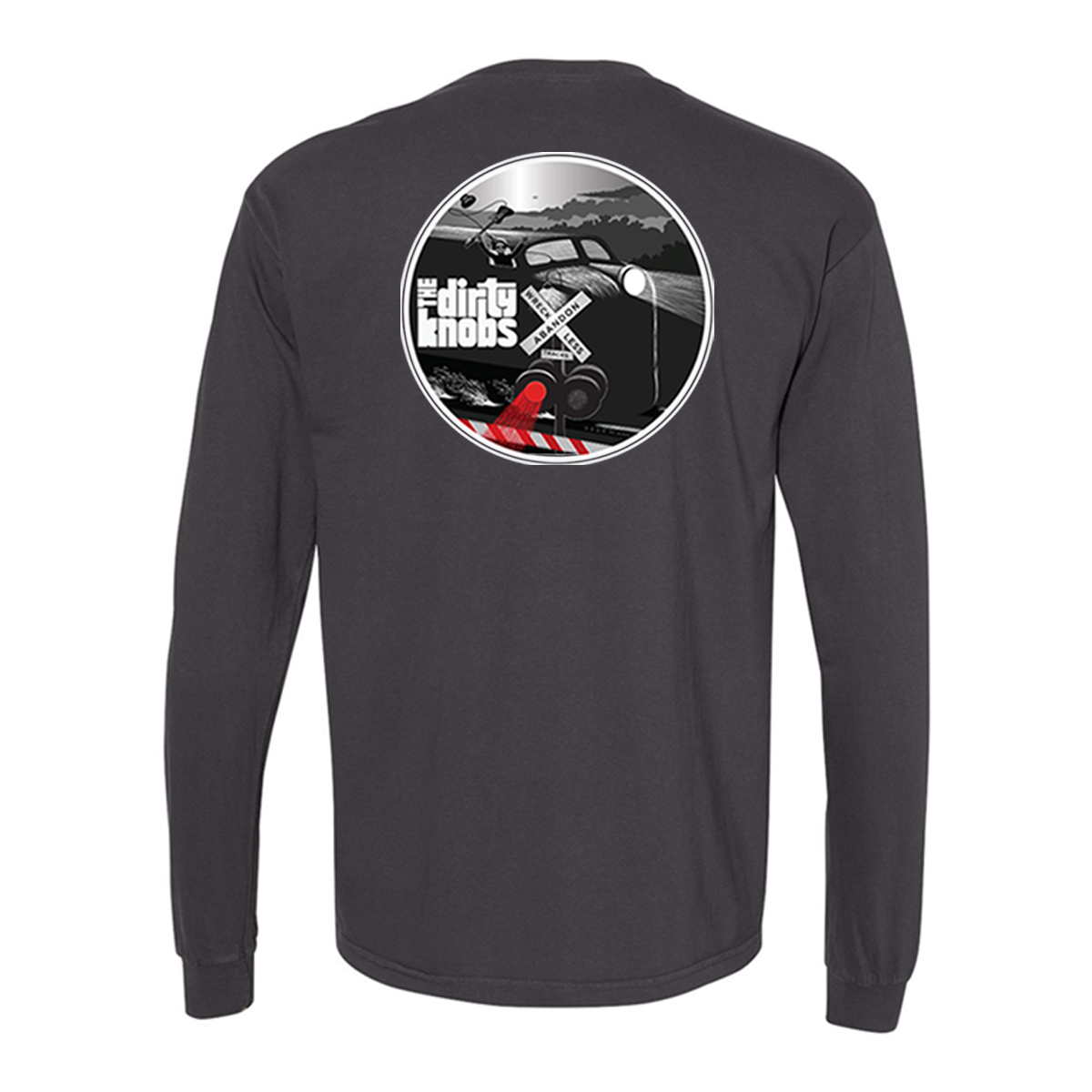 Wreckless Abandon Longsleeve Tee